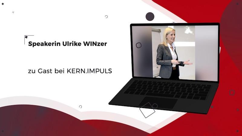 Ulrike WINzer Vorträge - Video Kernimpuls