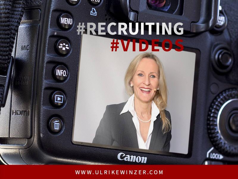 Recruiting-Videos - Ulrike WINzer