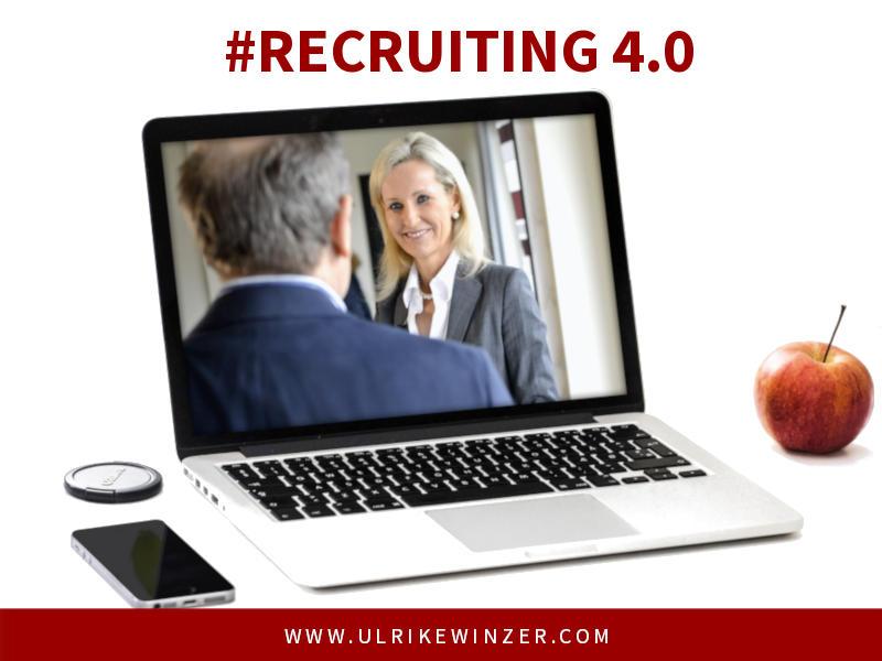 Recruiting 4.0 - Ulrike WINzer