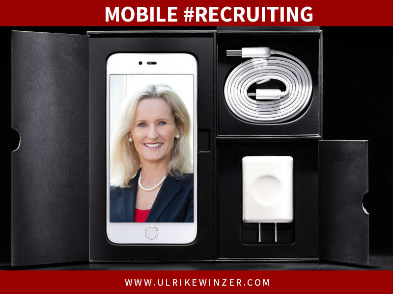 Mobile Recruiting Ulrike WINzer
