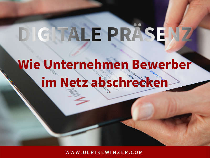 Digitale Präsenz - Focus Online - Ulrike WINzer