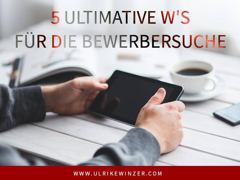 Bewerber - Ulrike WINzer