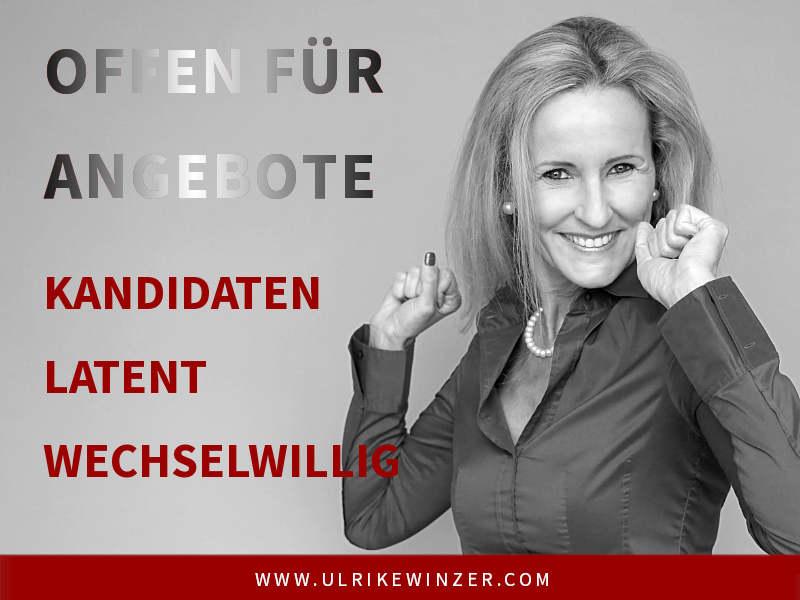 Kandidaten - Ulrike WINzer