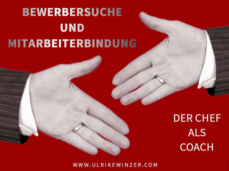 Coachende Chefs - Ulrike WINzer