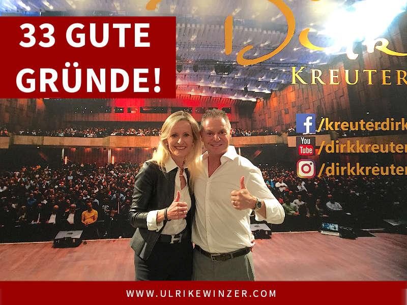 33 gute Gruende Ulrike Winzer