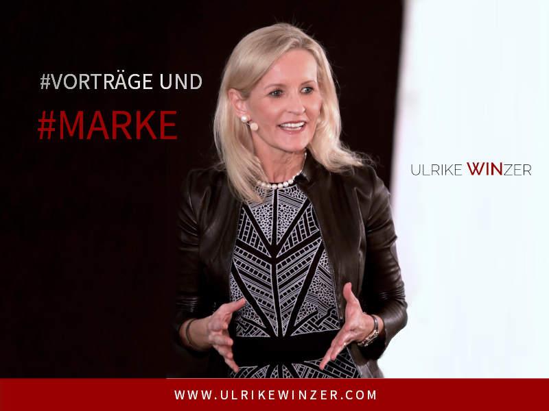 Vortraege und Marke - Ulrike WINzer