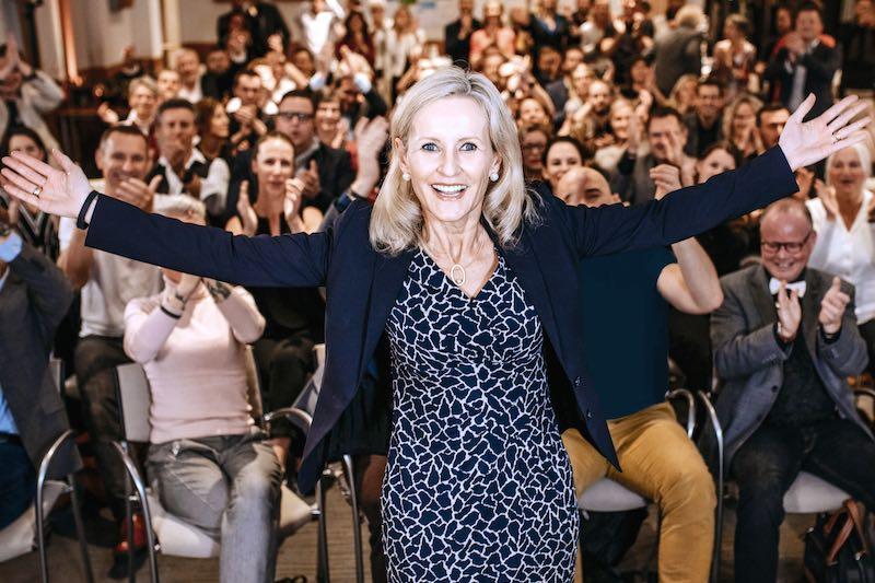 Geschlossene Vortragsveranstaltung - Foto: Christina Pörsch