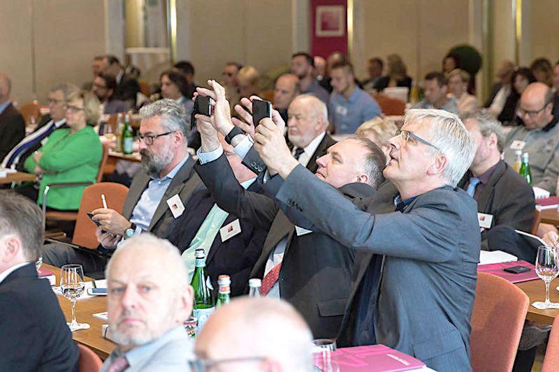 Galerie: Jahreshauptversammlung 2019 Verband Druck und Medien Nord-West - Foto: Jörg Friedrich