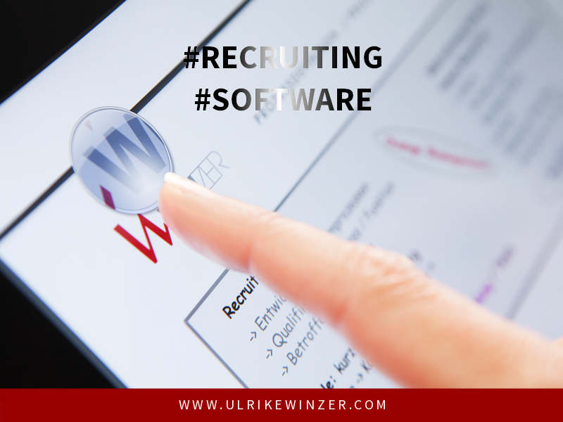Recruiting Software Ulrike WINzer