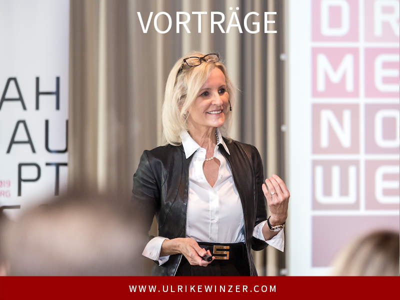Vortragsredner gesucht - Ulrike WINzer