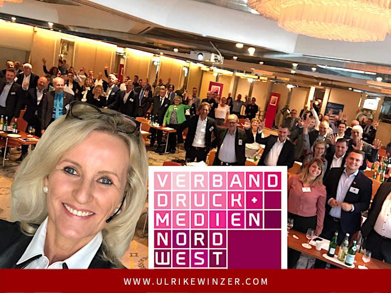 Sexy als Arbeitgeber - Ulrike WINzer