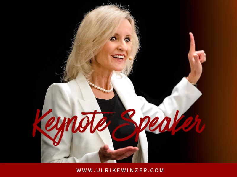 Ulrike WINzer - Keynote Speaker