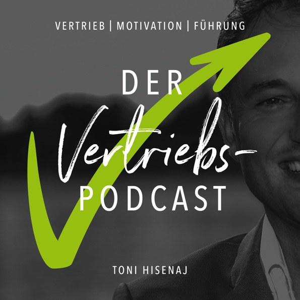 Ulrike WINzer Podcast Interview Vertriebspodcast Toni Hisenaj