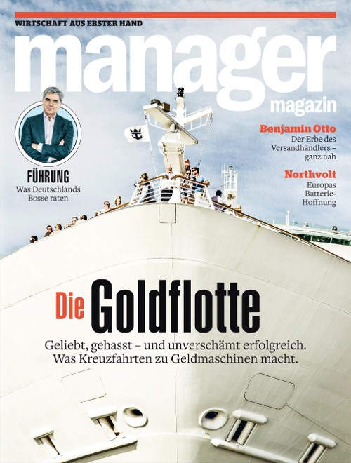 Ulrike WINzer - Manager Magazin