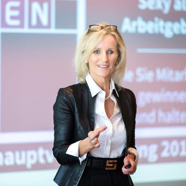 Ulrike WINzer - Vortrag Recruiting - Sexy als Arbeitgeber