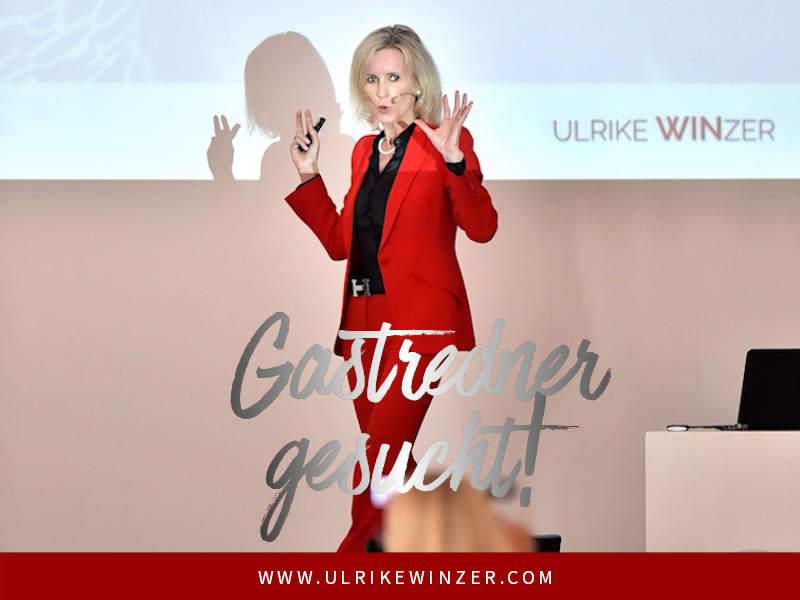 Gastredner Ulrike WINzer