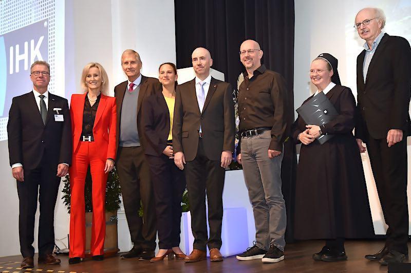 Wirtschaftstag Fulda 2019 - Foto: Rolf Herchen