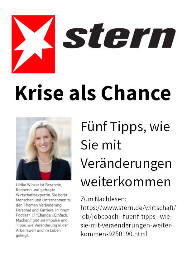 Stern.de Ulrike WINzer