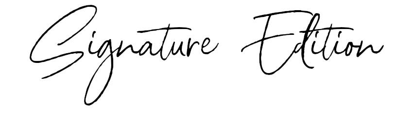 Ulrike WINzer - Signature Edition von Stark durch Veränderung