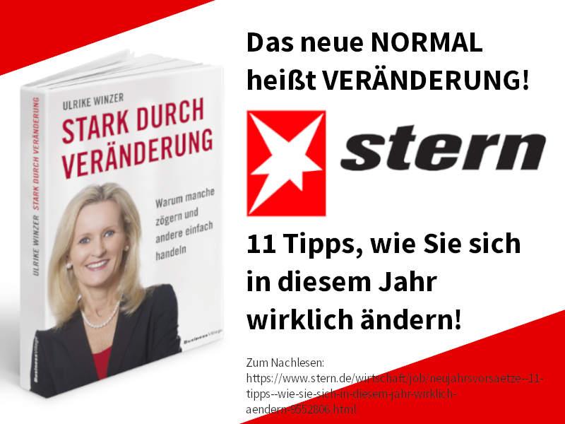 Ulrike Winzer in Stern Online