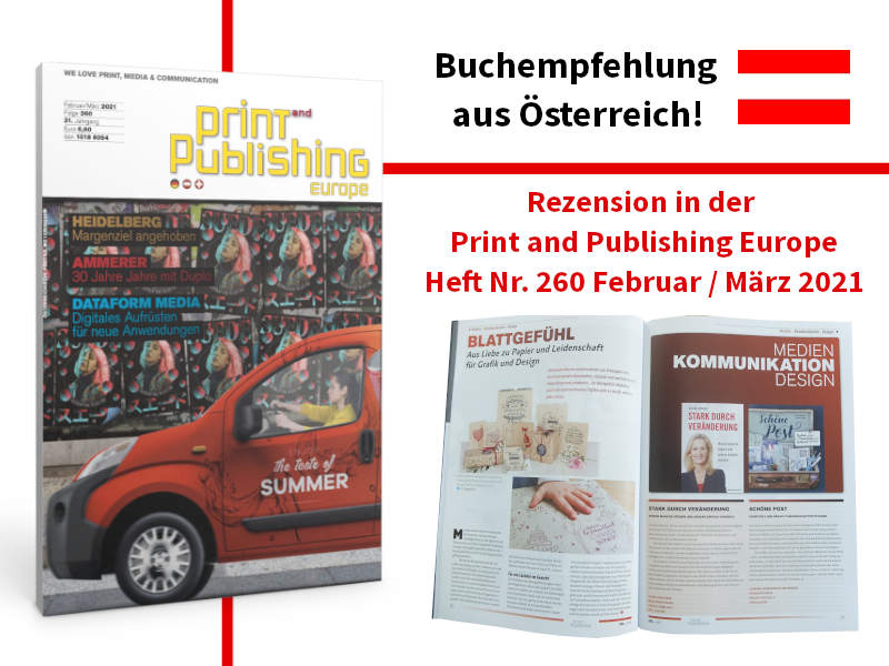 Ulrike WINzer - in Print and Publishing